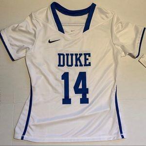 NWT NIKE DUKE Basketball Jersey Women's Medium